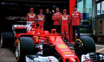 H Ferrari έσπασε την μπάνκα στα έσοδα το 2017