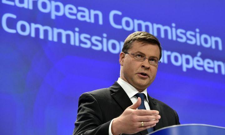 Ντομπρόβσκις: Η ΕΕ πίσω από την κοινωνική πολιτική και τους ευάλωτους στην Ελλάδα