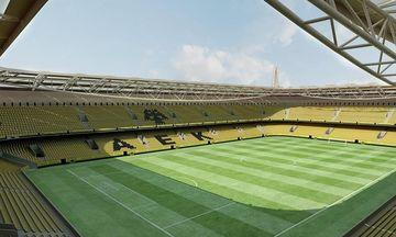 Mάχη κατασκευαστικών για το γήπεδο της ΑΕΚ