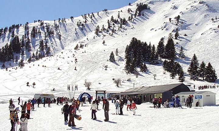 Θεματικό πάρκο το χιονοδρομικό των Καλαβρύτων