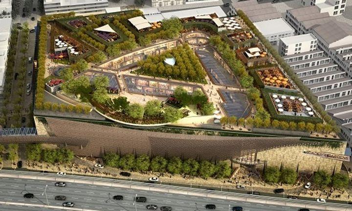 Έρχεται νέο Mall στην Ακαδημία Πλάτωνος