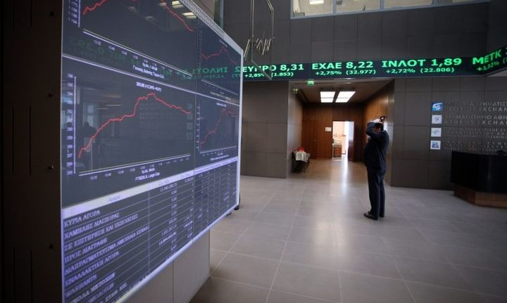 Στα 66,4% η συμμετοχή των ξένων επενδυτών τον Δεκέμβριο 2017