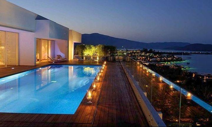 Το καλύτερο ευρωπαϊκό ξενοδοχείο πολυτελείας στην Ελλάδα