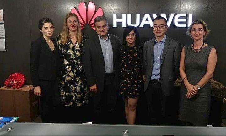 Η Huawei στο πλευρό των Παιδικών Χωριών SOS