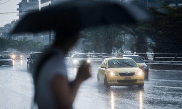 Έκτακτο δελτίο καιρού: Βροχές καταιγίδες και χιόνια μέχρι την Κυριακή