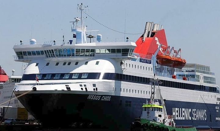 Hellenic Seaways: Ενίσχυση στην ακτοπλοϊκή σύνδεση του BA Αιγαίου