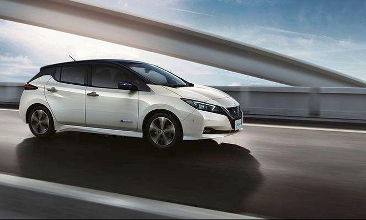 Το φράγμα των 300.000 πωληθέντων Leaf έσπασε η Nissan