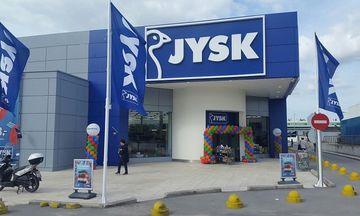 H JYSK, ο ανταγωνιστής της ΙΚΕΑ, ήρθε για να μείνει