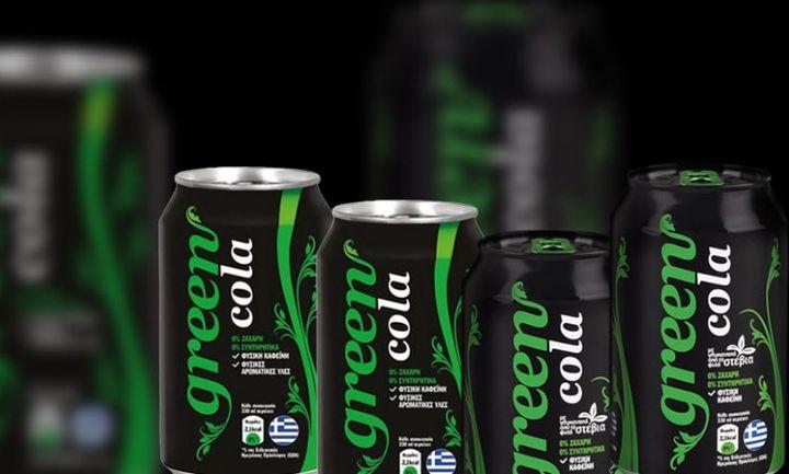 Εξαγωγές και νέα προϊόντα στα «σκαριά» της Green Cola
