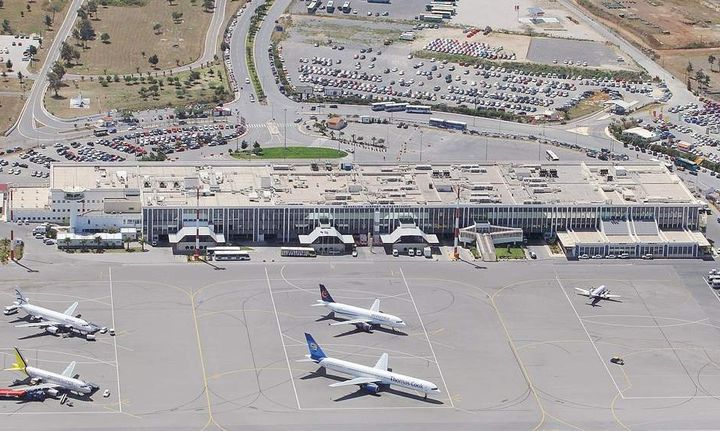 Fraport: Μειωμένη η επιβατική κίνηση στα αεροδρόμια
