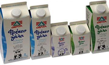 Κέρδη και επενδύσεις από το γάλα για τη ΔΕΛΤΑ