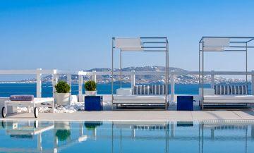 Ζεστή φιλοξενία για τις διακοπές σας στο Grace Hotel Mykonos