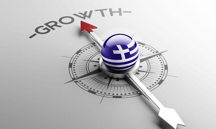 Ρυθμός ανάπτυξης 1,4% για το 2017