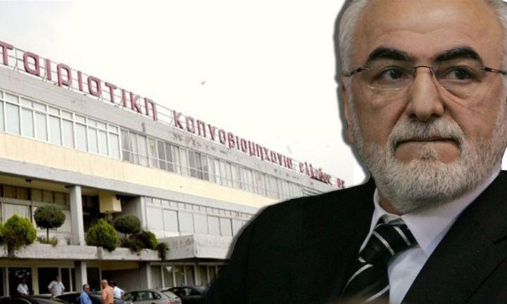 «Φεύγει» από τη ΣΕΚΑΠ ο Ιβάν Σαββίδης