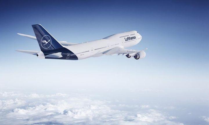 Νέα δρομολόγια προς Ελλάδα από τη Lufthansa