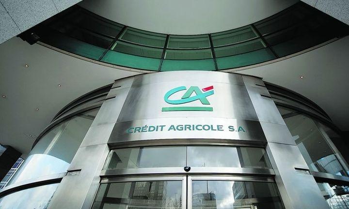 Αύξηση κατέγραψαν τα κέρδη της Credit Agricole
