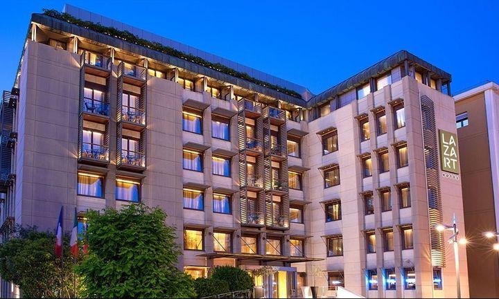 Στην Εθνική Πανγαία το Lazart Hotel