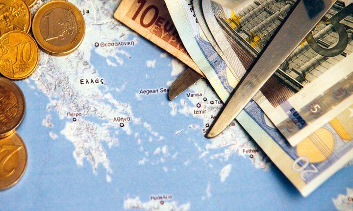 Ο χάρτης του ελληνικού χρέους - Που χρωστάμε και πόσα