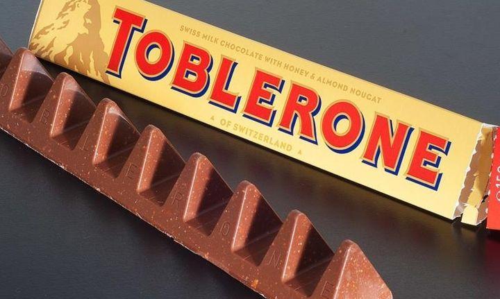 Επιστρέφει στο κλασικό της σχήμα η Toblerone