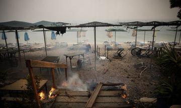 Ανείπωτη τραγωδία: Ολοένα και βαρύτερος ο τραγικός απολογισμός από την πύρινη λαίλαπα στην Αττική