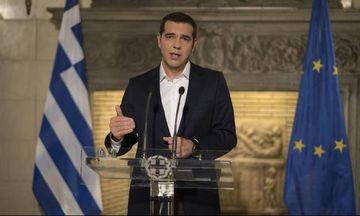 Τριήμερο εθνικό πένθος κήρυξε ο πρωθυπουργός Αλ. Τσίπρας