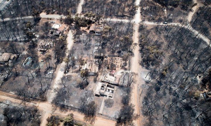 Κατατέθηκε η πρώτη μήνυση από πολίτη για τις πυρκαγιές