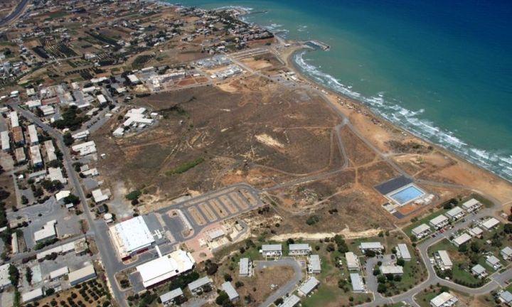 Προχωρά η αξιοποίηση της πρώην αμερικανικής βάσης Γουρνών Ηρακλείου