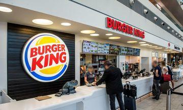 Είσοδος της Burger King στην Ελλάδα