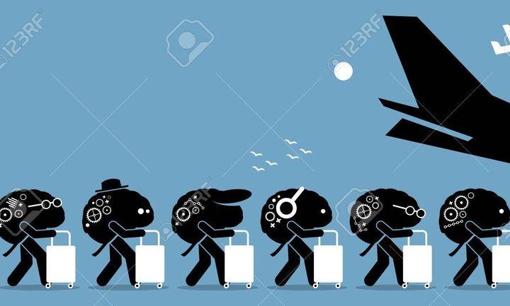 Ρίχνουν...μαύρη πέτρα πίσω τους όσοι φεύγουν για δουλειά στο εξωτερικό