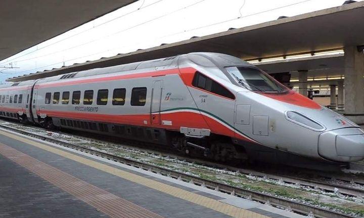 """Όλο το παρασκήνιο για το """"ταχύτερο τρένο της Ελλάδας"""""""