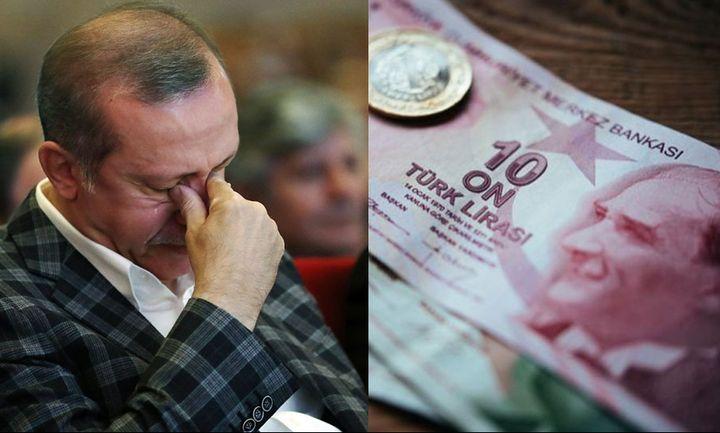 Από τη «μάχη της λίρας» κρίνεται ο πόλεμος του Ερντογάν