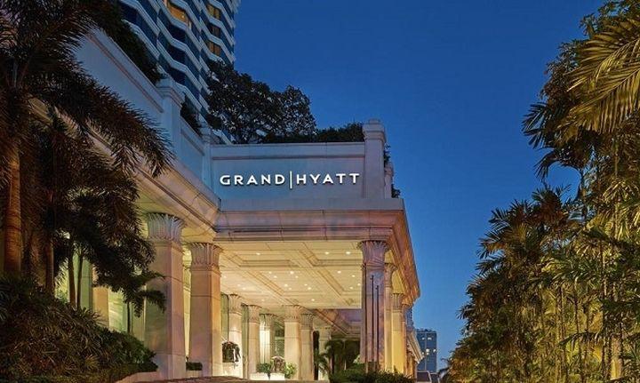 Ανοίγει τις πόρτες του το ξενοδοχείο Grand Hyatt Athens