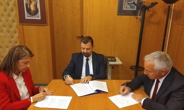 Δίκτυο 5G αποκτά ο Δήμος Ζωγράφου