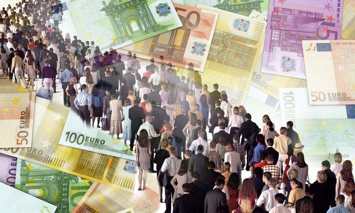 Δύο στους τρεις οφειλέτες με δεσμευμένους τραπεζικούς λογαριασμούς