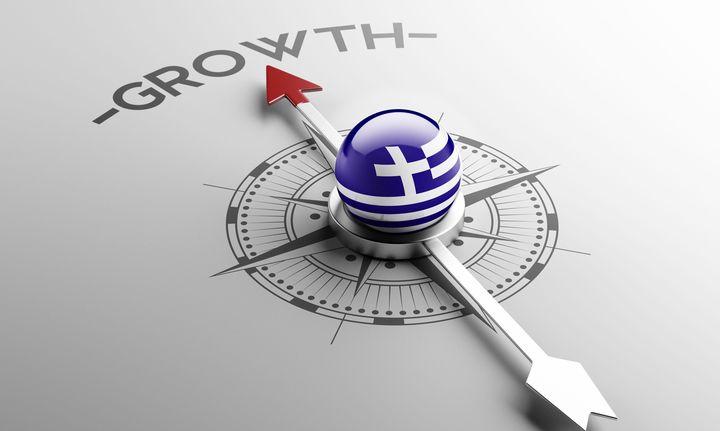 Στο 1,5% του ΑΕΠ η ανάπτυξη το 2017