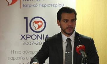 Β. Αποστολόπουλος: Αν πέρναμε το Ντυνάν θα έπρεπε να απολύσουμε 400 εργαζόμενους
