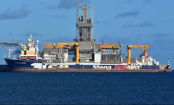 Εφτασε στην κυπριακή ΑΟΖ το γεωτρύπανο της ExxonMobil