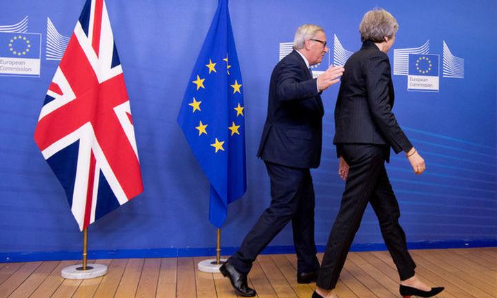 Πρώτη συμφωνία Ε.Ε. και Βρετανίας για το Brexit και τη μελλοντική σχέση