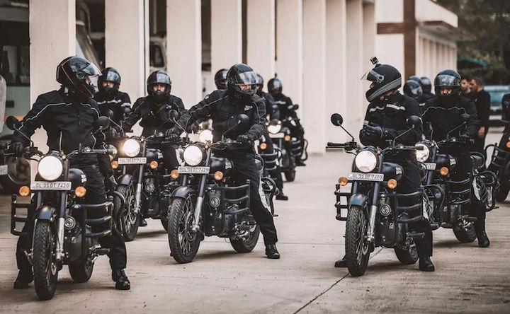 """Μοτοσικλετιστές """"κομάντος"""" για τη φύλαξη των ATMs έβαλαν οι τράπεζες"""