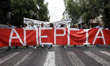 Πανελλαδική απεργία της ΓΣΕΕ - Προβλήματα στις μετακινήσεις