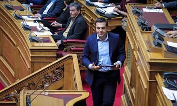 Αλέξης Τσίπρας για σύλληψη Ριχάρδου, για ΕΝΦΙΑ και φόρο επιχειρήσεων