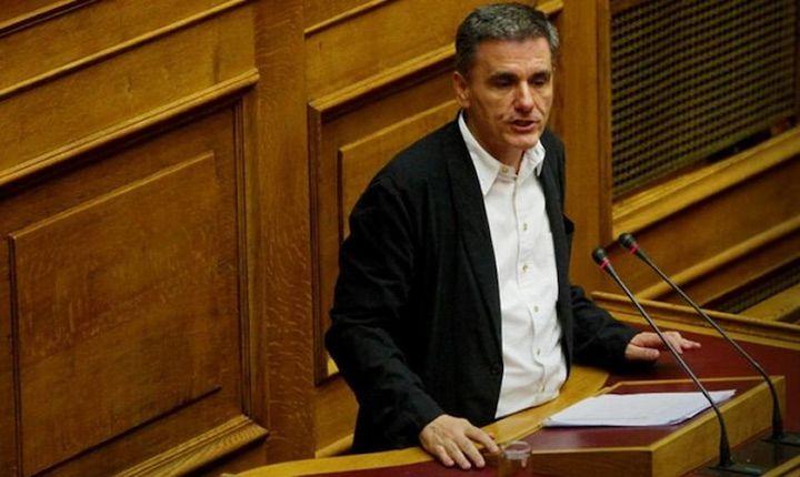Διαβεβαιώσεις Τσακαλώτου για μη κατάργηση των διατάξεων του νόμου Κατσέλη