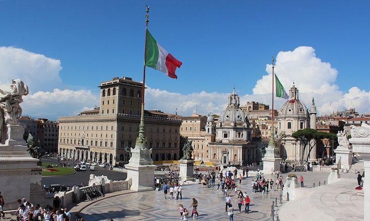 Πτώση στο ΑΕΠ της Ιταλίας για πρώτη φορά μετά από τέσσερα χρόνια