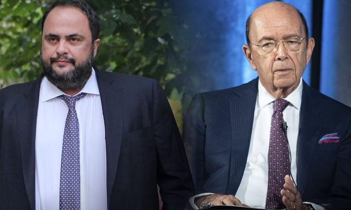 Ποιος είναι ο συνέταιρος του Ευ. Μαρινάκη, επενδυτής-υπουργός, Γουίλμπουρ Ρος