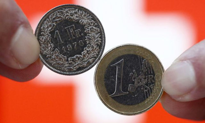 Στα πρόθυρα νευρικής κρίσης οι δανειολήπτες σε ελβετικό φράγκο