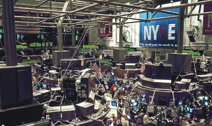 Στο κόκκινο και πάλι η Wall Street