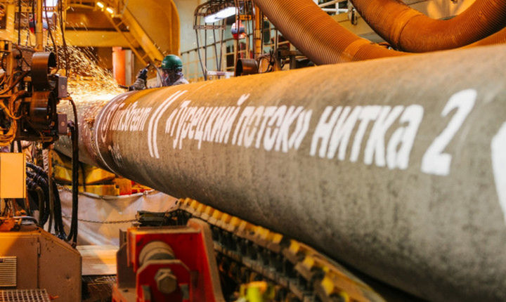 Στήριξη από τον Τσίπρα στον ρωσο-τουρκικό αγωγό Turkish Stream