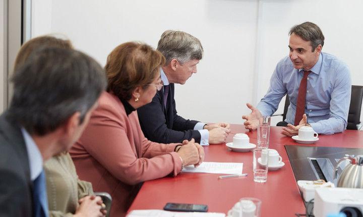Κ. Μητσοτάκης: Μέρος της λύσης και όχι του προβλήματος η ιδιωτική ασφάλιση