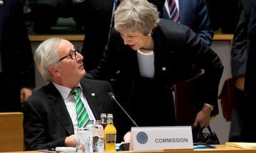 Η Ε.Ε. αποκλείει νέα συζήτηση για το Brexit και προετοιμάζεται για κάθε ενδεχόμενο