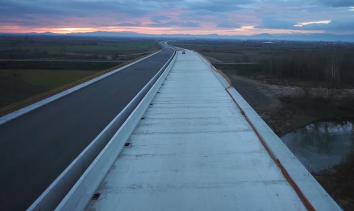 Στη Βουλή το νομοσχέδιο για τον αυτοκινητόδρομο Ε65